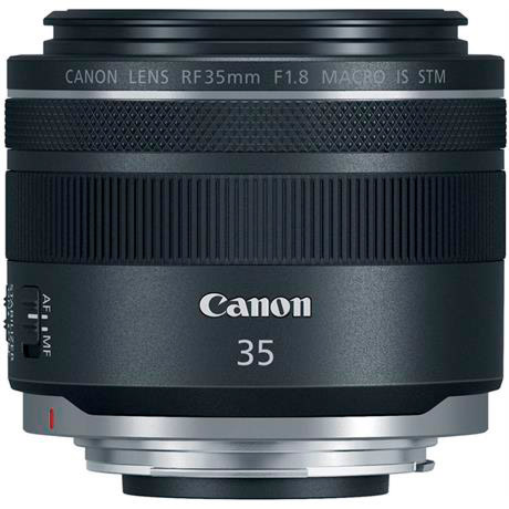 canon macro function with RF lens