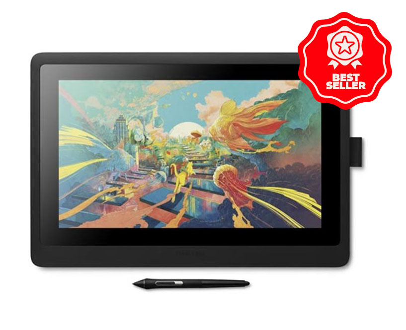 The best accessory for 2019 the Wacom Cintiq Pro 16