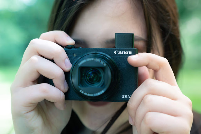 Canon Powershot GX5 II