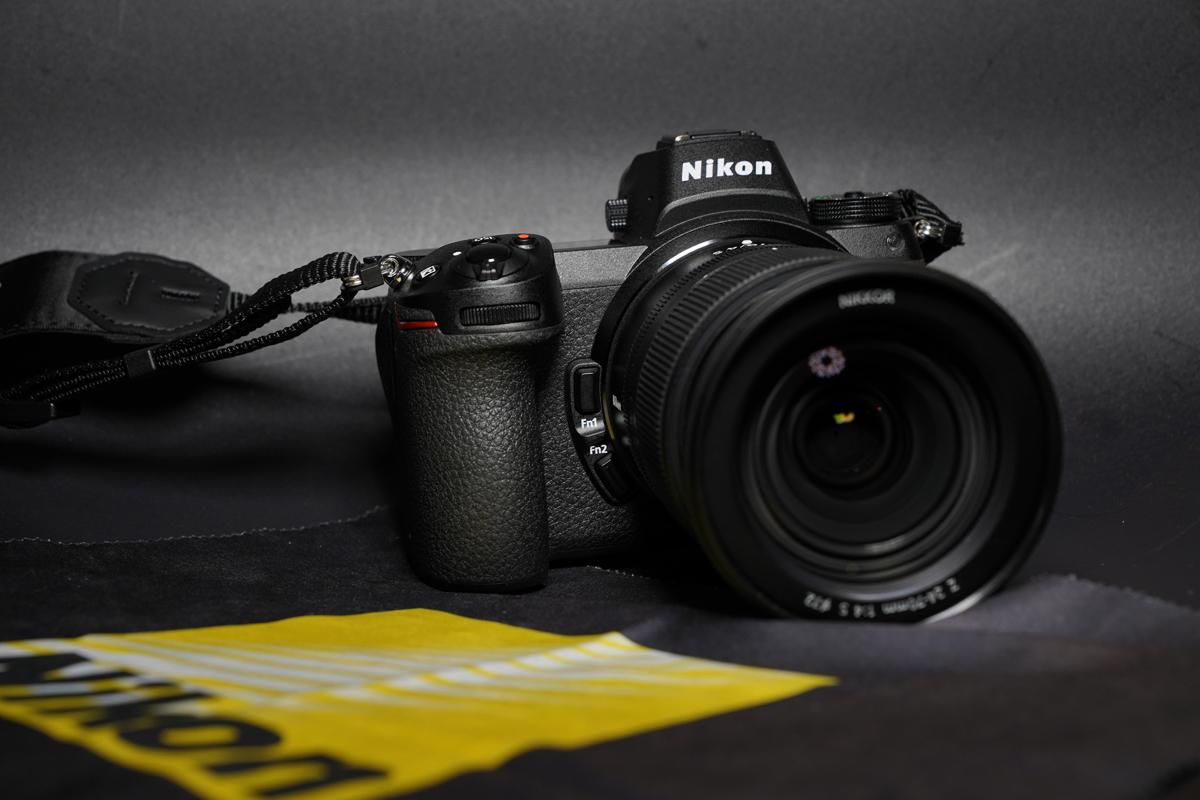 Nikon Z7 with Lens