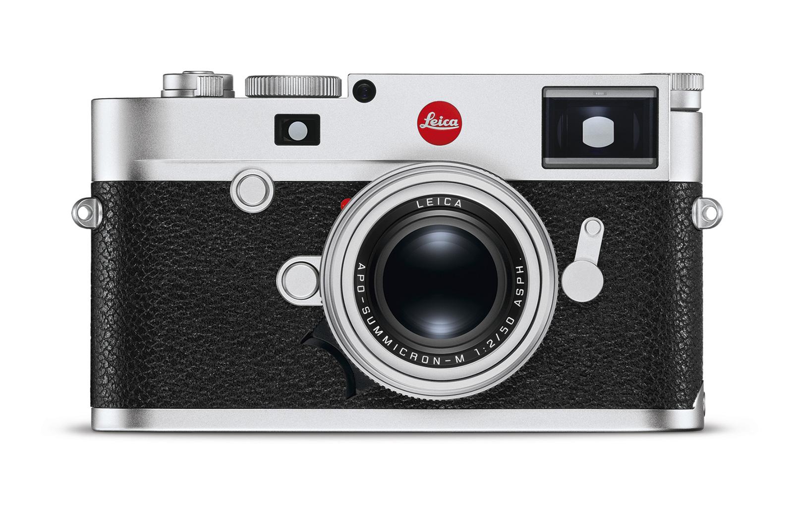 Leica M10-R Silver Cameras