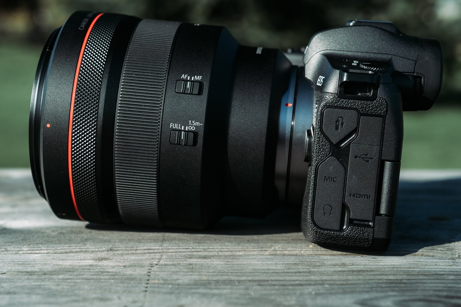 New Canon RF 85mm DS