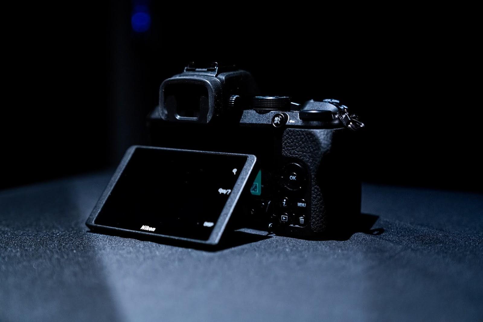 The new Nikon Z50