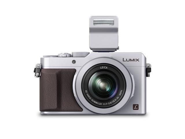 LX100 II Silver