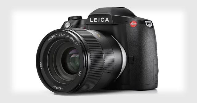 Photokina Leica S3