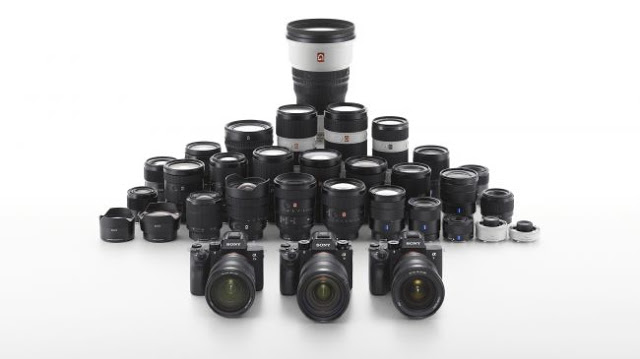 Sony lenses 2019