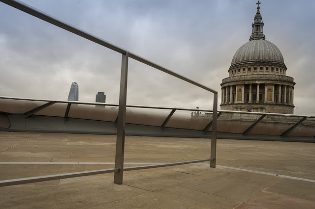 St Pauls Rooftop - London Cityscapes - Ashley Laurence - Time for Heroes Photography