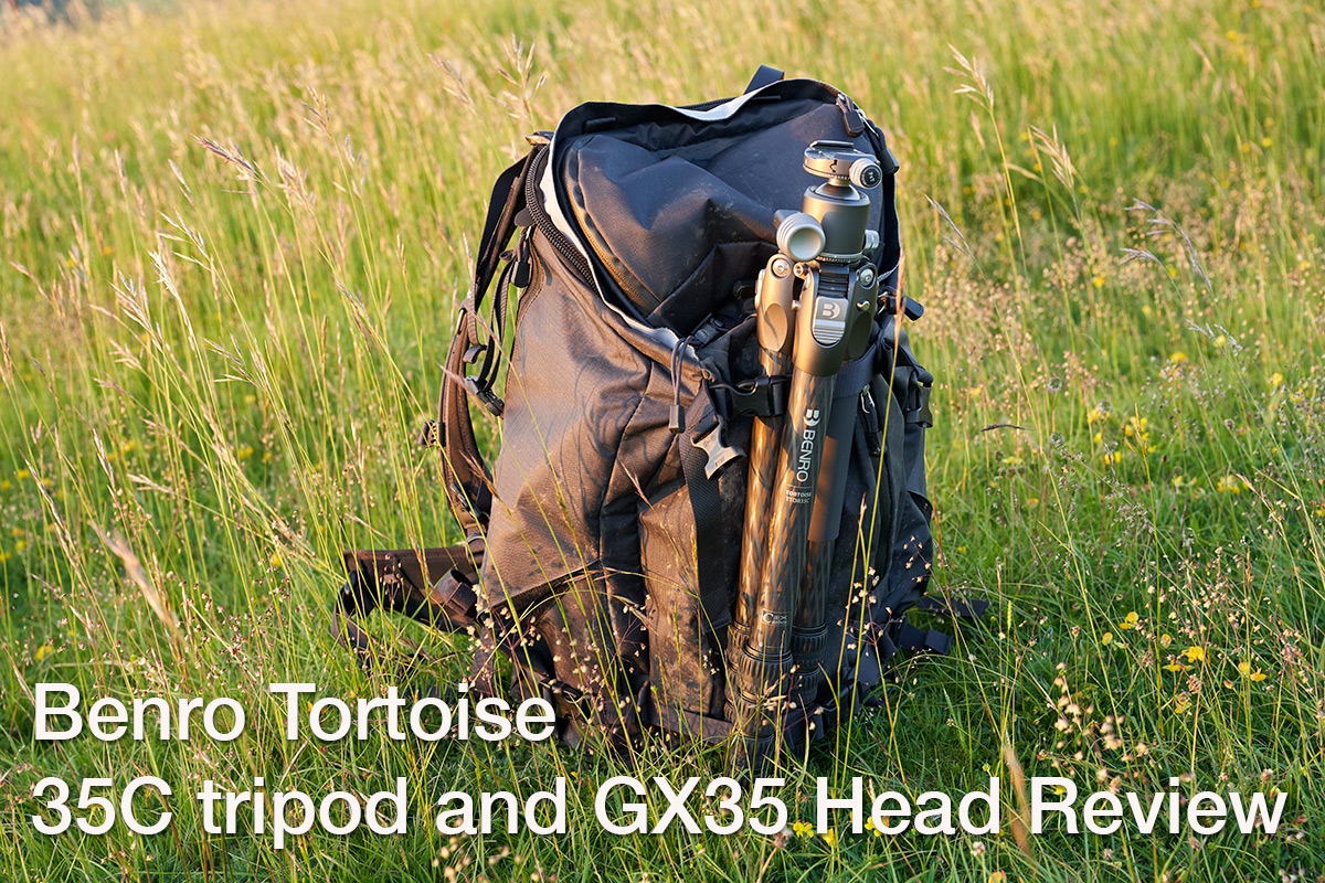 Benro Tortoise 35C Tripod And GX35 Ball Head Review