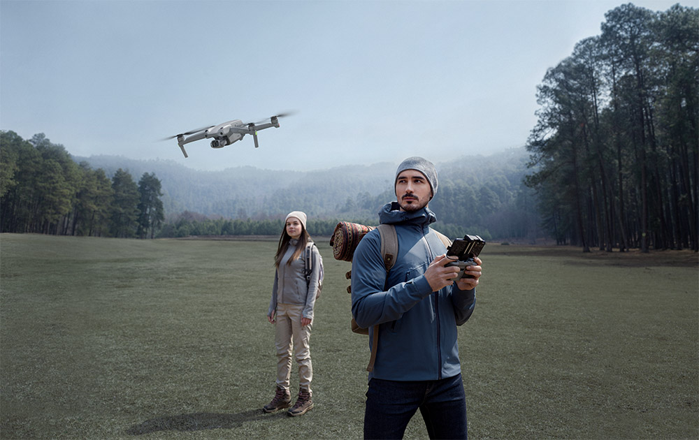 Let's go with the new DJI Air 2S drone comparison