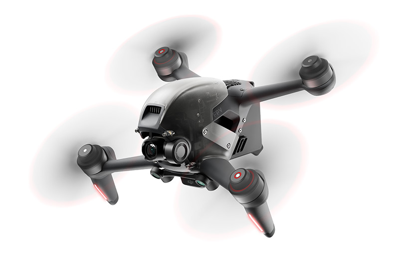 The new DJI FPV drone looks the business