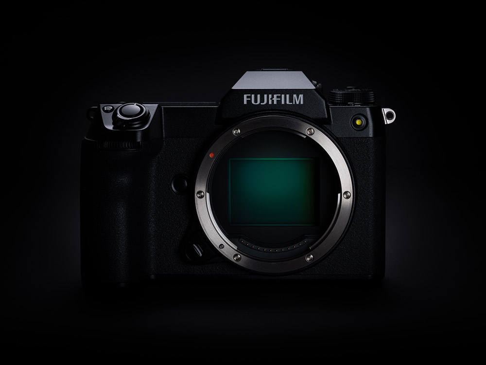 It's all about the sensor with 102 megapixels