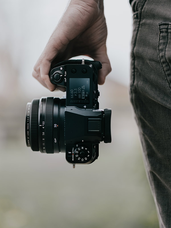 GFX 100S in all its medium format glory