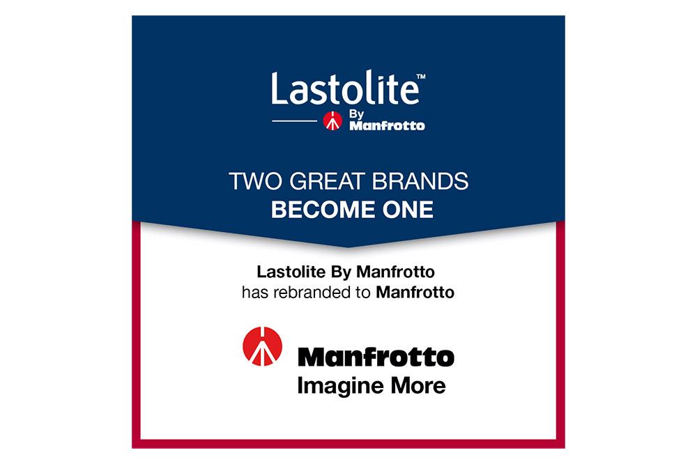 Lastolite to Manfrotto Rebranding