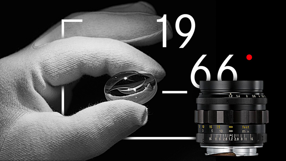 when it all began in 1966 a new lens optical design