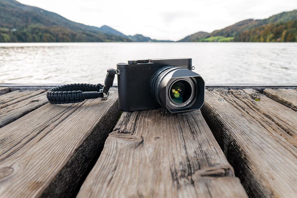 Camera outdoors