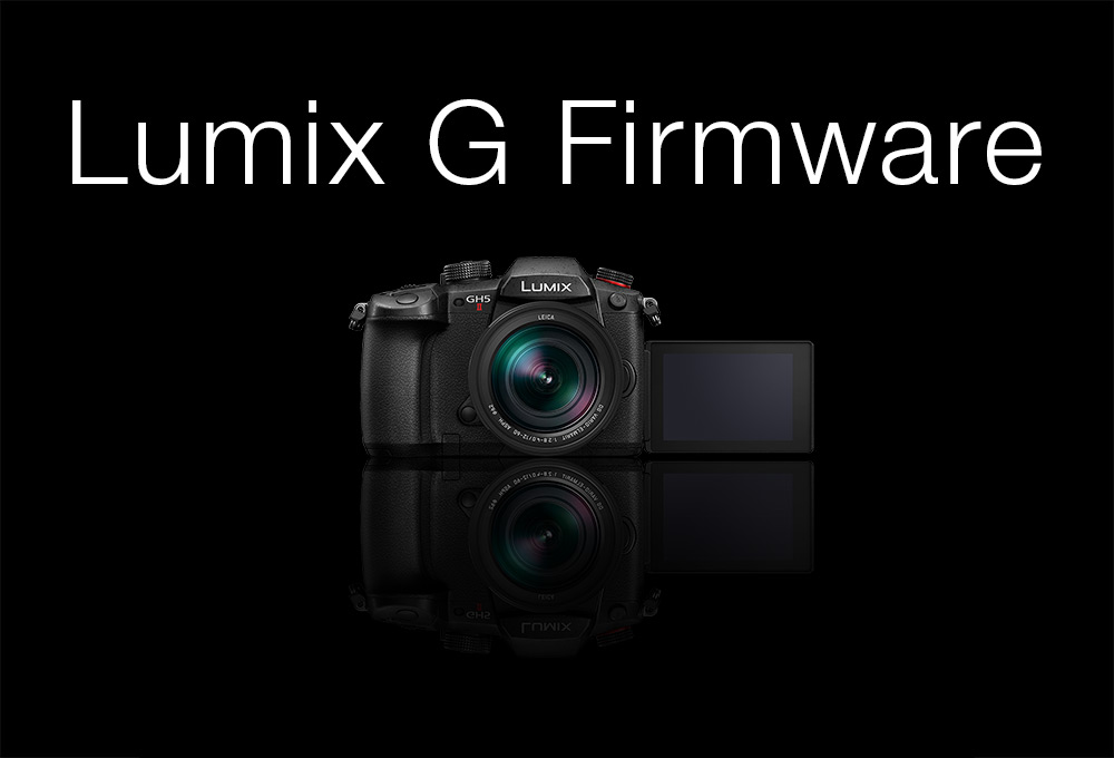 Firmware updates coming June 2021 for Lumix G cameras