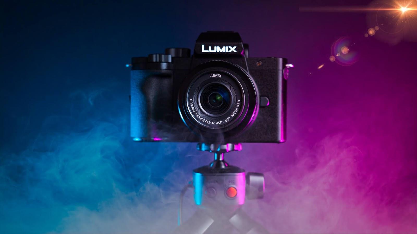 Panasonic Lumix G100 Camera Review