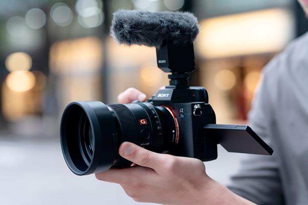 Video set up on 35mm GM lens