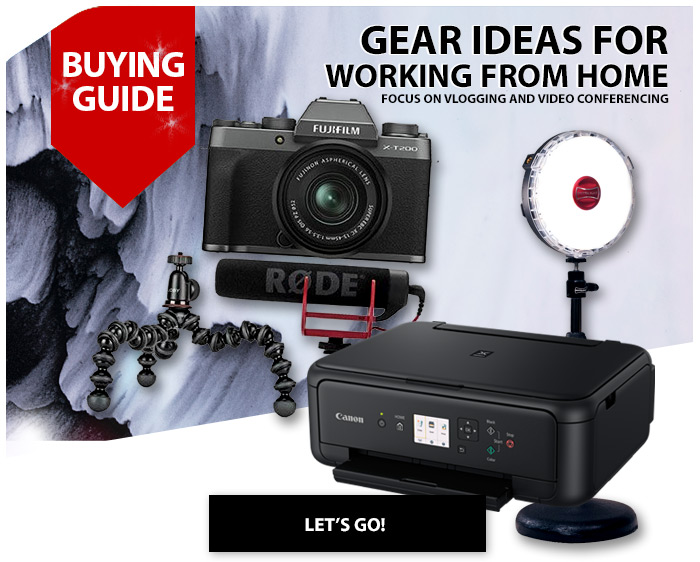 Best buys for working from home equipment