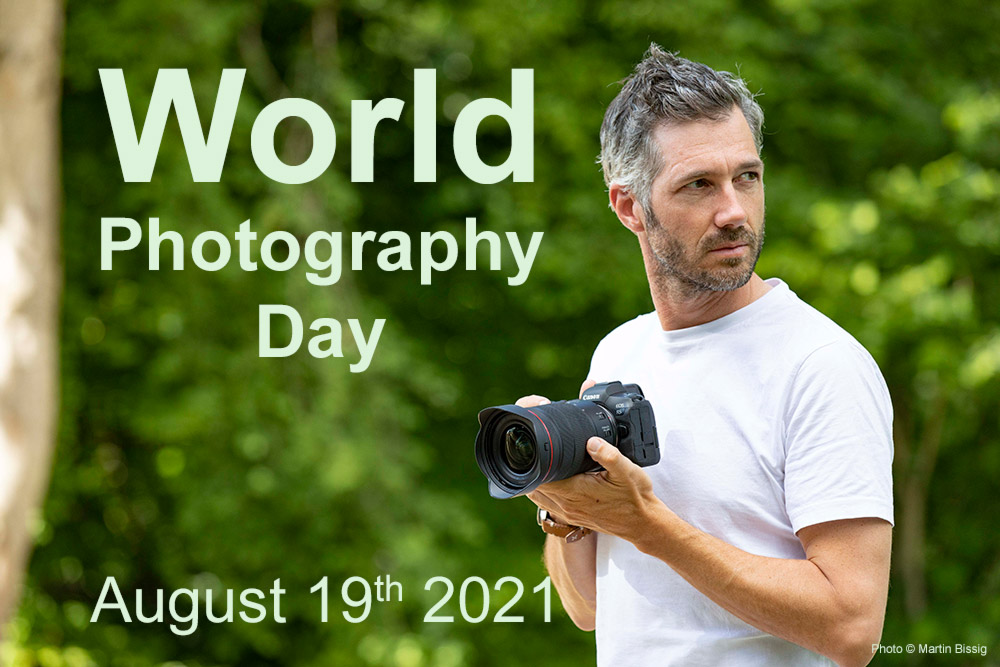 World Photography Day 2021 August 19th
