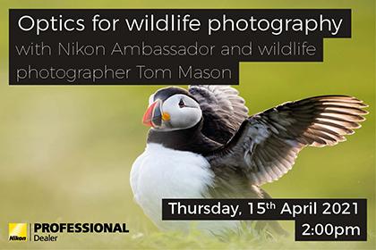Optics for wildlife photography