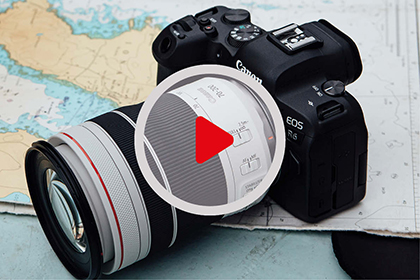 Canon RF 70-200 f/4 Lens First Look