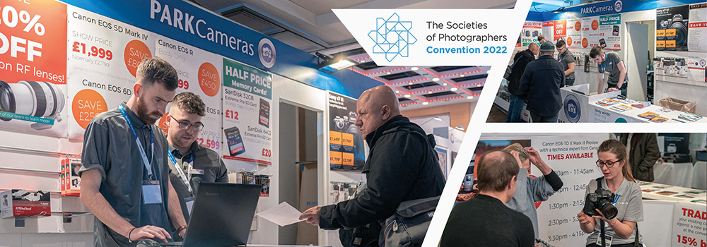 The Societies of Photographers Convention and Trade Show 2022