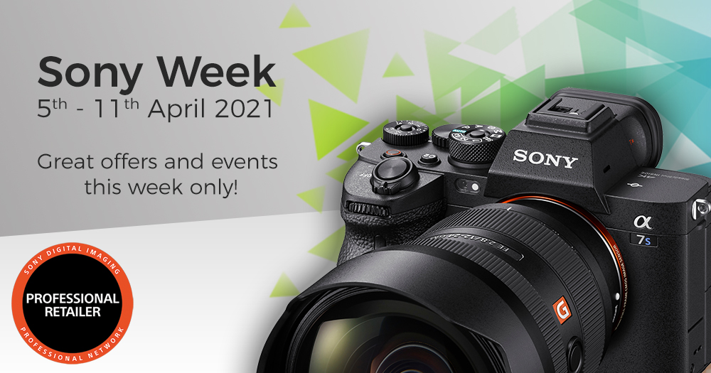 Sony Week Header