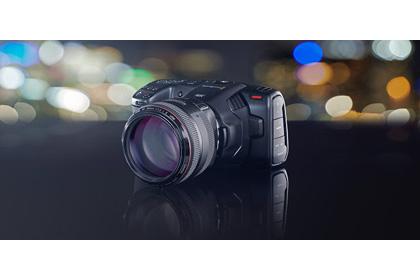 Blackmagic Pocket Cinema Camera 6K Announcement