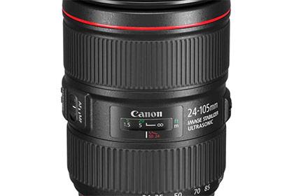 Canon L-Series Lenses