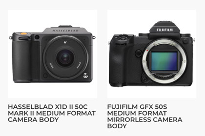 Guide to Medium Format Cameras