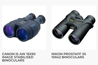 Binoculars and Optics Guide