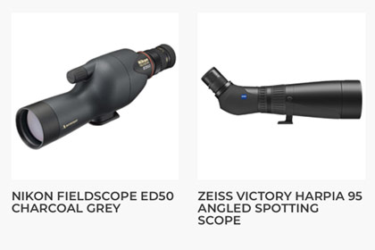 Guide to Spotting Scopes