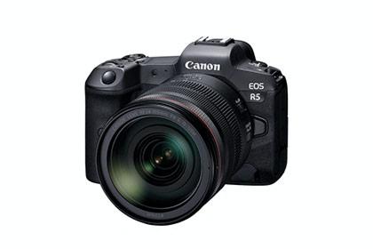 Canon EOS R5 Insights