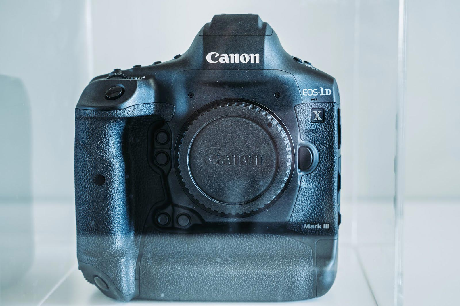 Canon 1DX III Announcement