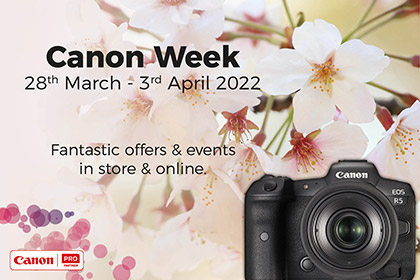 Canon Week