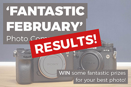 Win some fantastic prizes for your best photo