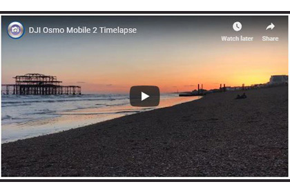 DJI Osmo Mobile 2 Video Review And Stunning Phone Footage