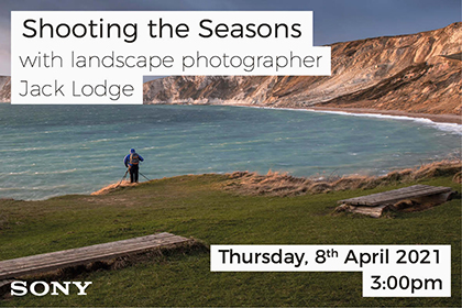 Landscape Photography with Jack Lodge
