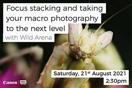 A VIRTUAL INTRODUCTION TO MACRO PHOTOGRAPHY