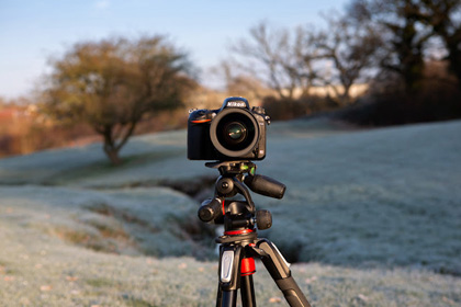 How to protect your camera in cold weather