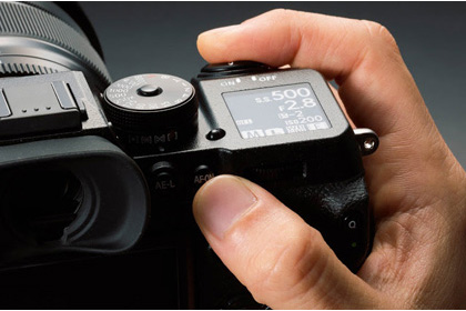 Fuji Announces X-H1 X-Series Flagship with In-Body Stabilisation