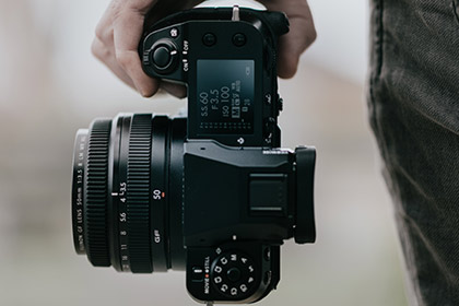 The Fujifilm GFX 100S Crushes It