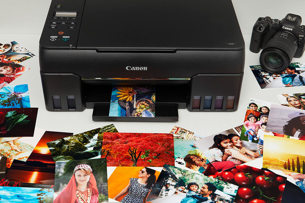 New Canon MegaTank Photo Printers