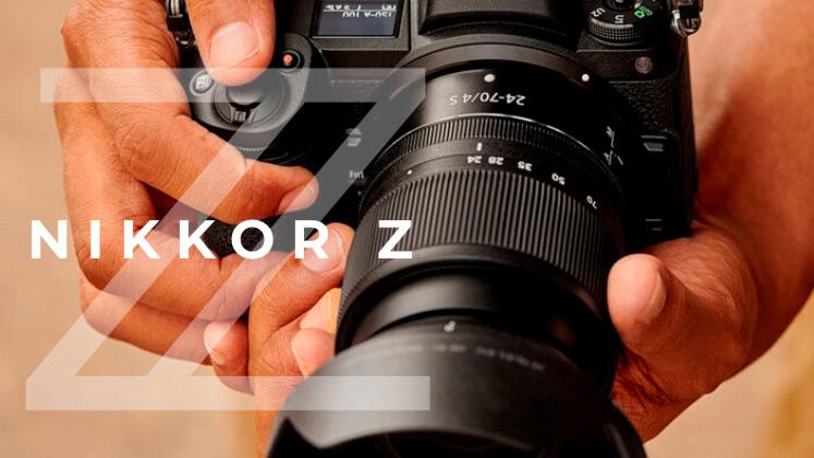 Nikon Z Mount Mirrorless Lens Roadmap