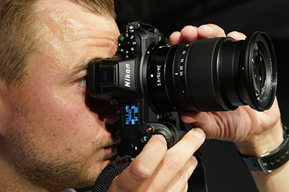 First look at Nikons full-frame mirrorless Z6 and Z7 cameras