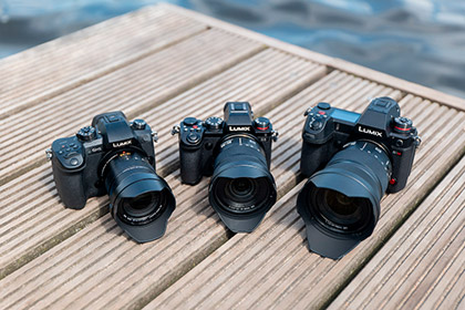 panasonic lumix s5 l mount comparison