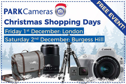 Christmas Shopping Days In-Store This Week
