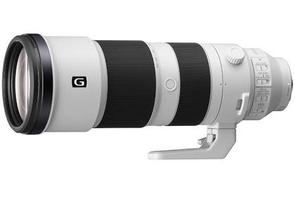 New Sony 600mm and 200-600mm Telephoto Lenses Announced