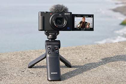 Is the Sony ZV-1 all you need for Youtube